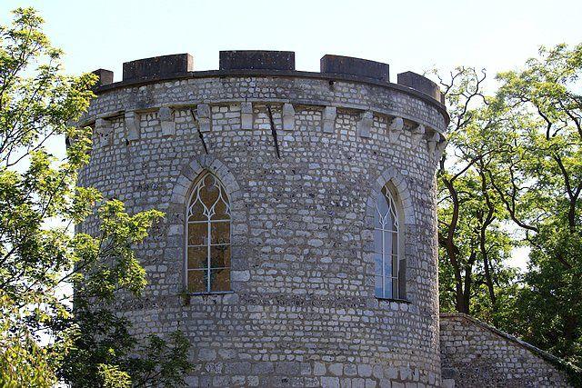 Diaporama bourg fortifié de Pont de l'Arche
