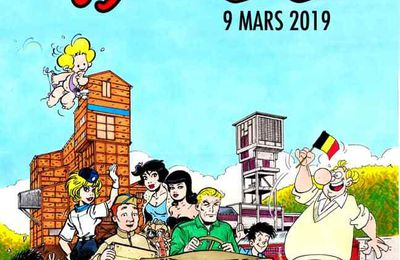 Festival International BD Fly Cheratte Hauteur 09 mars 2019