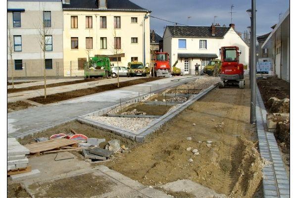 Revue des chantiers de Sotteville