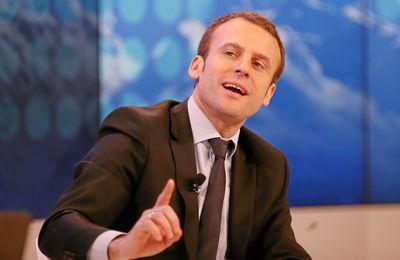 Les sept péchés capitaux de Macron