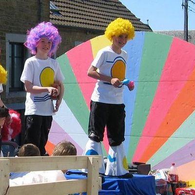 Kermesse 2008: Le défilé des chars. (24)