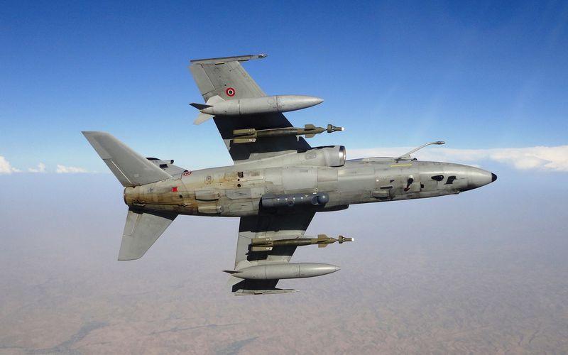 Les AMX italiens dépassent le cap des 9.000 heures de vol en Afghanistan