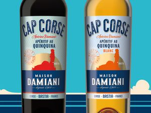 Packaging : CAP CORSE de la Maison Diamani sort une nouveau design