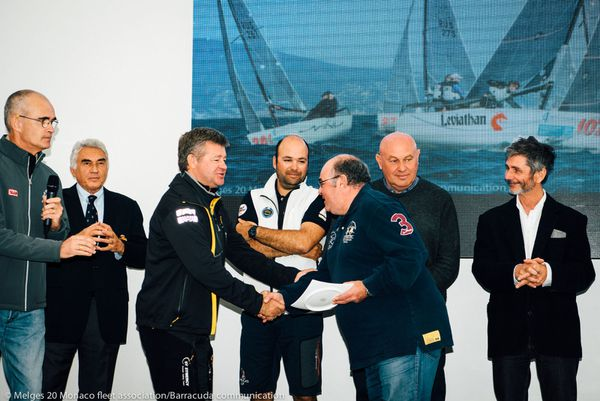 Yacht Club de Monaco: Monaco Sportsboat Winter Series