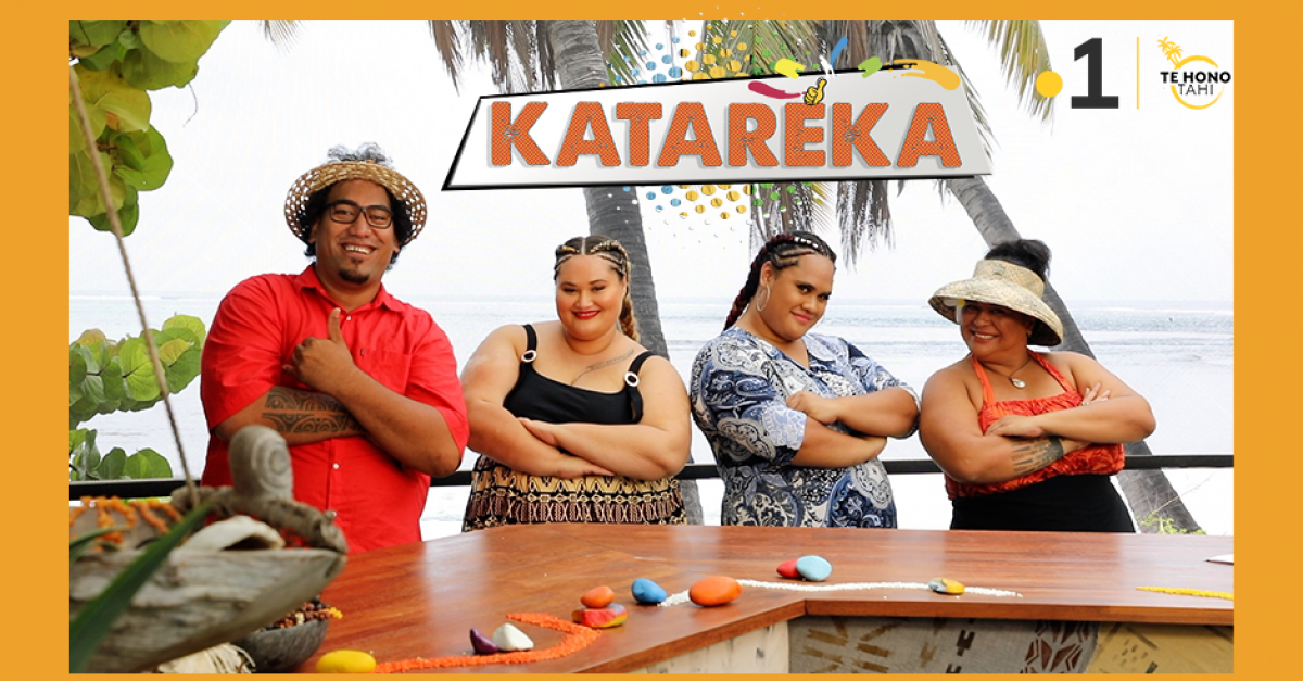 Votre nouveau divertissement « Kata reka » sur Polynésie la 1ère !