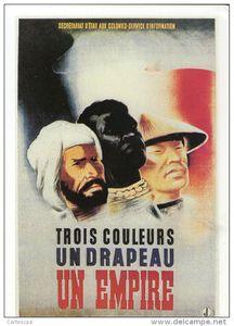 """Un Empire de la République dit """"Empire français"""""""
