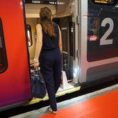 Un C-Oui dans le nouveau TGV L'Océane... - C-Oui by Lucie