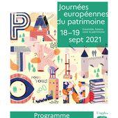 Programme JEP 2021
