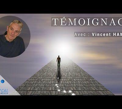 Un pas dans l'éternité : l'expérience de mort imminente de Vincent Hamain