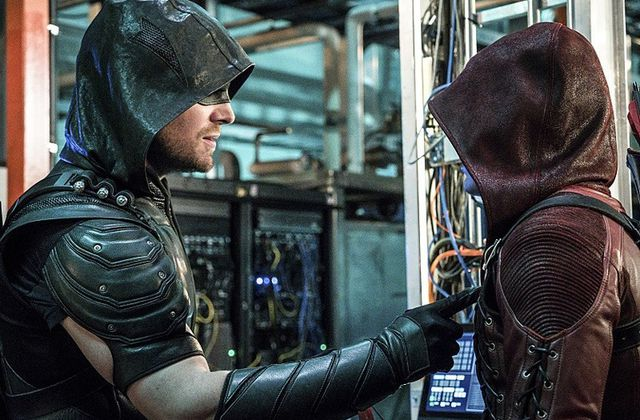 Critiques Séries : Arrow. Saison 4. Episode 12.