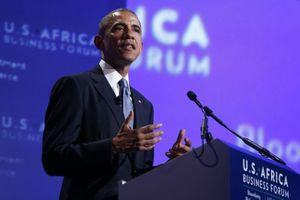 LaPresse.ca - Obama annonce plus de 30 milliards pour l'Afrique