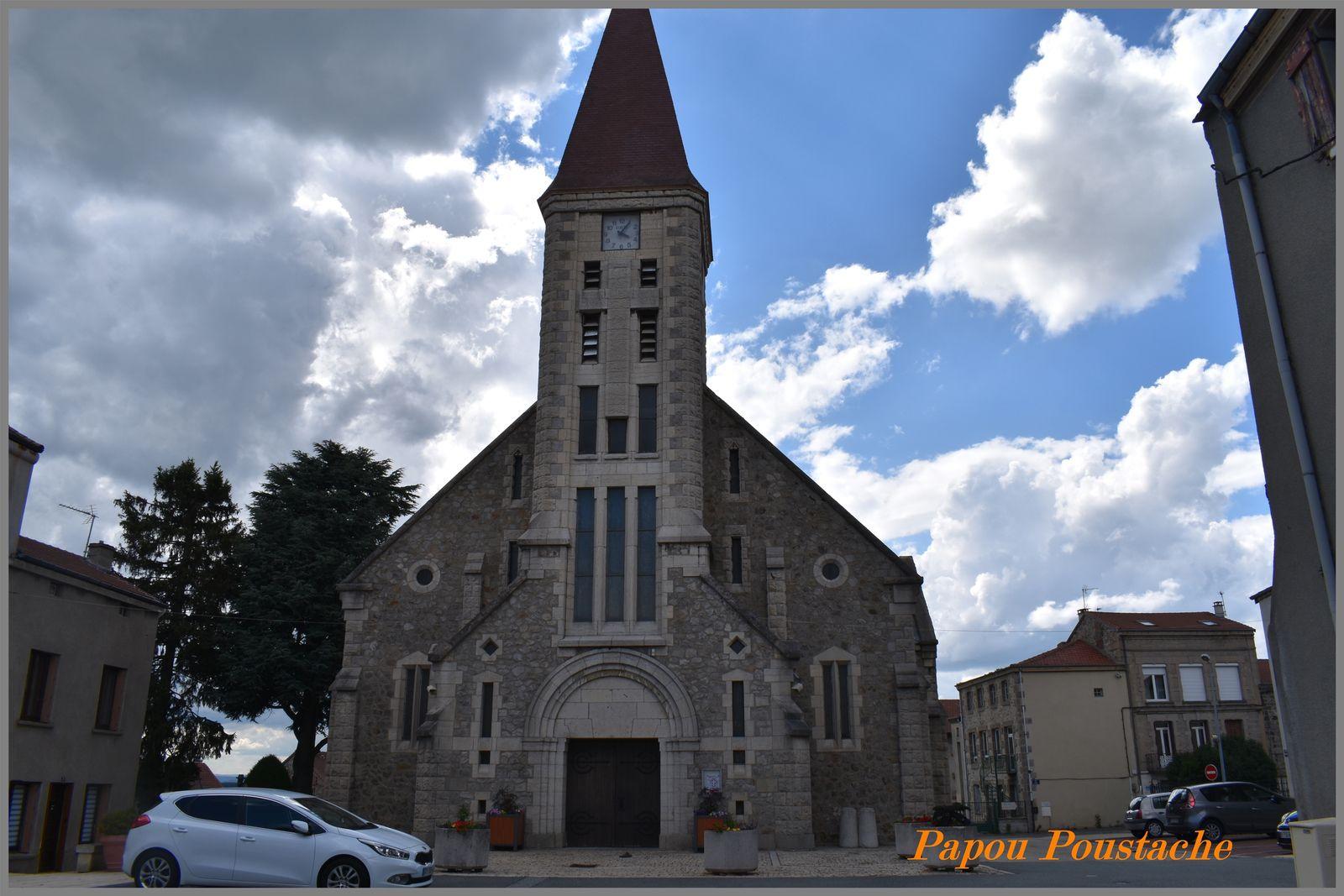 D'une église à l'Autre à Saint-Just-Malmont