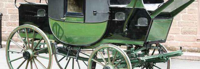 Vente collection Lord Ballyedmond's carriages 12 octobre