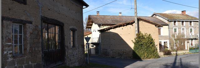 Les maisons en pisé en Auvergne