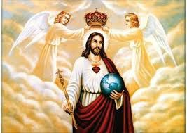 SOLEMNITY OF CHRIST, KING OF THE UNIVERSE OF YEAR C
