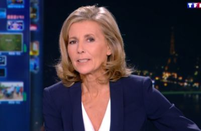2014 01 12 - 20H00 - CLAIRE CHAZAL - TF1 - LE 20H