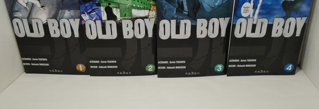 Old Boy - Tome 3