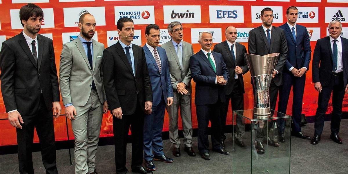 Euroleague: le Final Four le plus relevé de l'histoire!