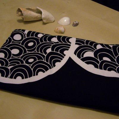 Bouillotte en tissu
