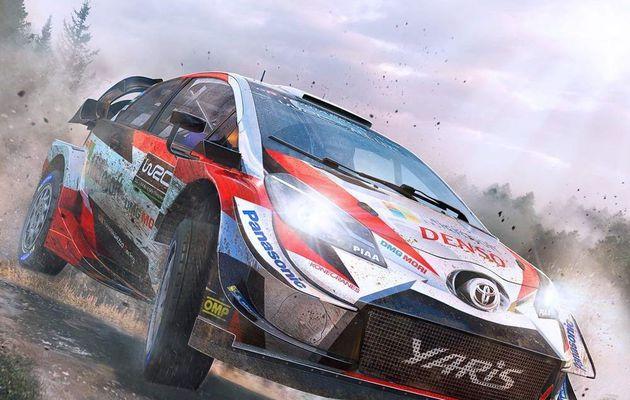 [TEST] WRC 8 FIA World Rally Championship XBOX ONE X : les bons réglages pour la première place!