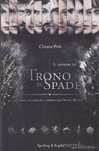 Chiara Poli: Il Mondo de Il Trono di Spade