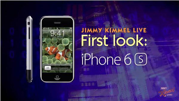 Jimmy Kimmel fait tester le nouvel iPhone d'Apple dans la rue ...