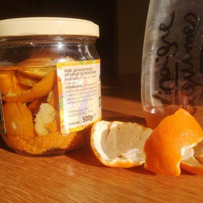 DIY : Le vinaigre d'agrumes (orange, citron...) nettoyant ménager maison !