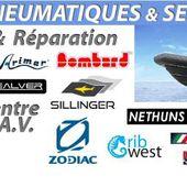 DISCOV'RIB La Rochelle 1200 m2 d'atelier de réparation de flotteur pour semi-rigide | Semi-Rigide.fr PneuBoat.com