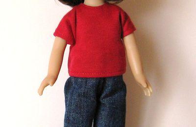 Heartstring doll de Diana Effner