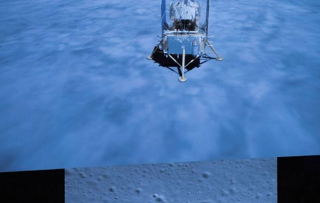 Chinese spacecraft returns to Earth with Moon rocks