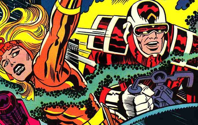 Les Eternels débarquent dans le Marvel Cinematic Universe !