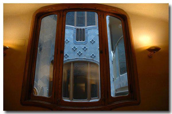 Casa Batllo, Passeig de Gracia, 43, Barcelone-> Lire l'article associé