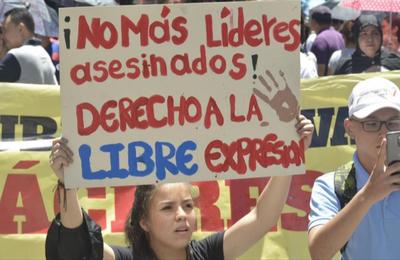ONU : Environ 52 défenseurs des droits humains assassinés en Colombie en 2021