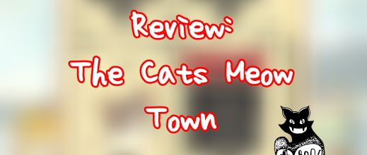 Test de jeu: the cat's meow town