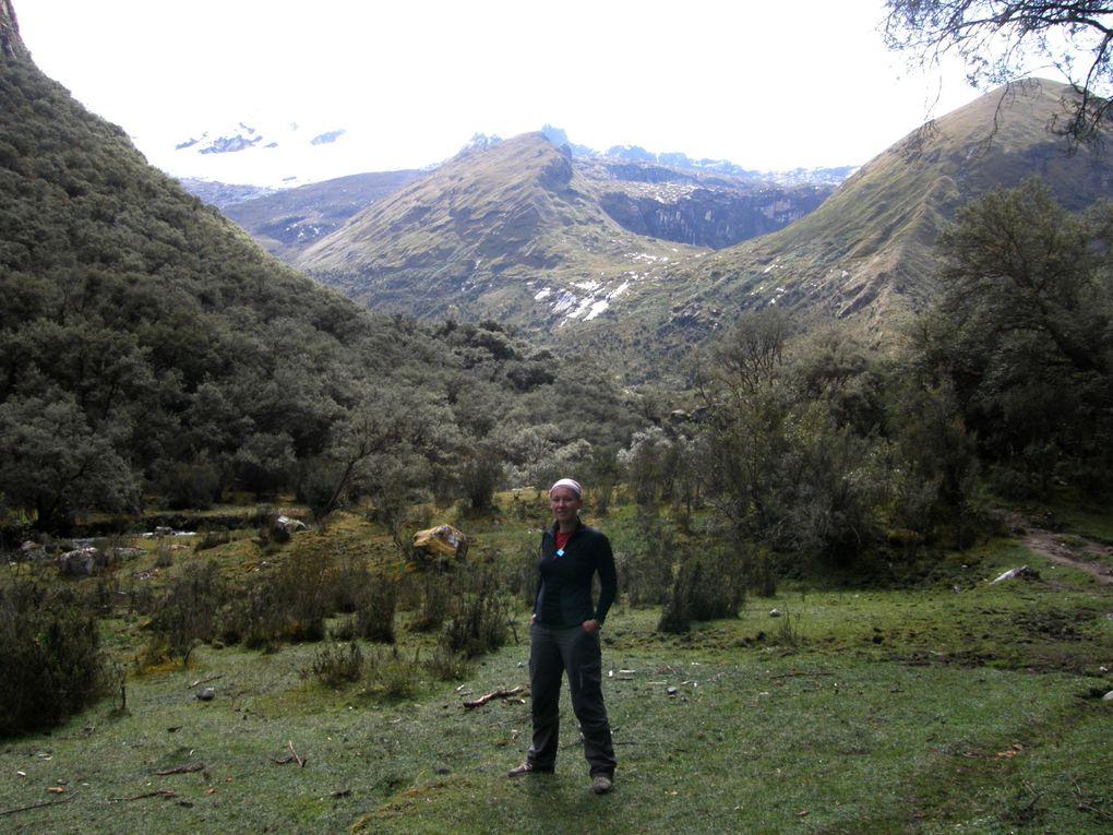 Album - Pérou-Huaraz et la Cordillère Blanche