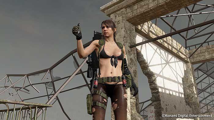 Le DLC Cloaked in Silence de Metal Gear Online disponible le 15 mars !