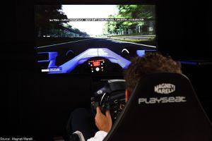 Magneti Marelli nous présente sa stratégie dans les sports automobiles
