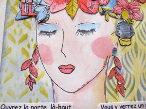 CHOU & FLOWERS Défi 1 - 8/10/20