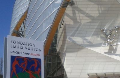 """Les Clefs d'une passion"" à la Fondation Louis Vuitton"