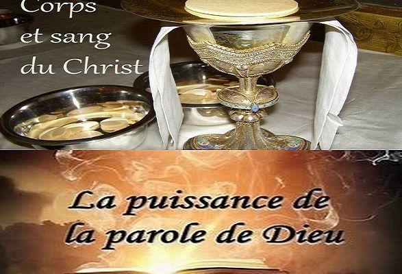 Fête du Saint Sacrement A