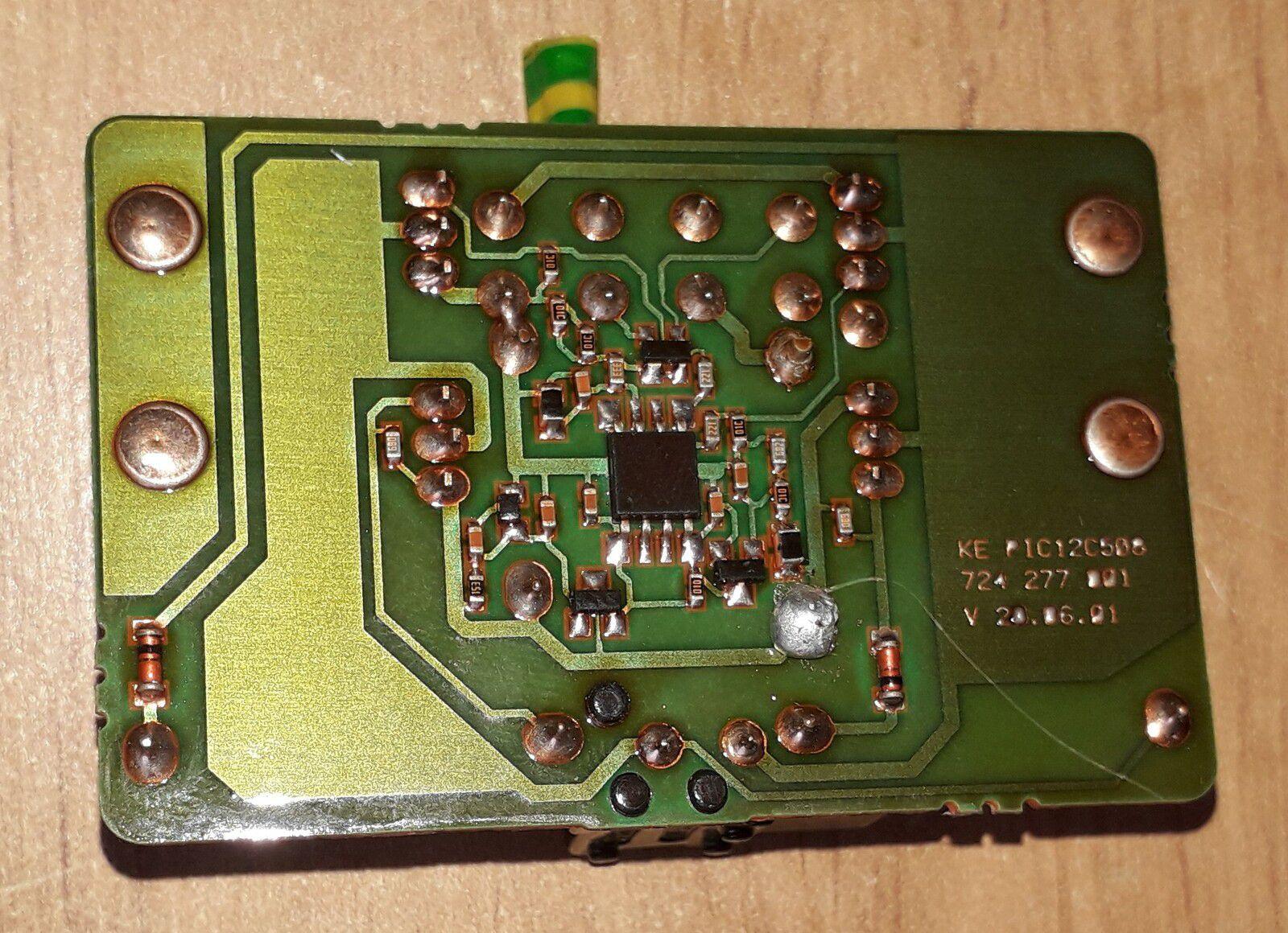 Carte électronique antenne Hirschman 6000 KE PSA
