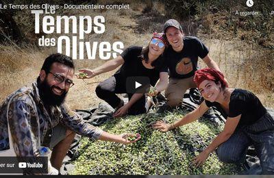 """InterFaithTour """"Le temps des olives"""" Un documentaire sur la paix. Comment remettre la fraternité au cœur de nos relations ?"""