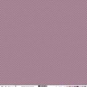 FDSF03905 Feuille un air sentimental - Rosaces violettes FEE DU SCRAP