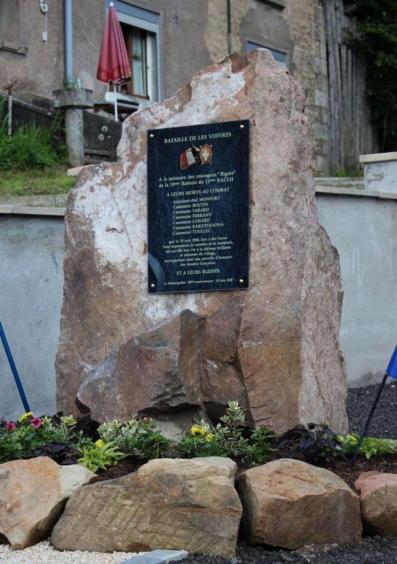 Commémoration des combats du 18 juin 1940