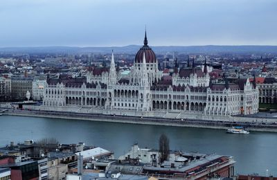 BUDAPEST : Introduction au voyage