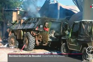 Côte d'Ivoire : le procès du bombardement de Bouaké s'ouvre à Paris