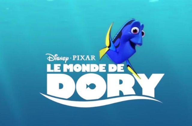 [Disney] #LeMondeDeDory : partez à la rencontre de la copine de Nemo (dans toutes les salles)