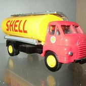 BIG BEDFORD SHELL FABRICANT CORGI - car-collector.net