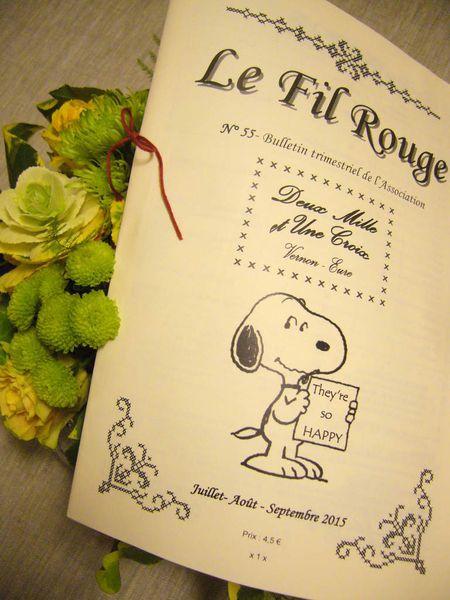 """""""Le Fil Rouge"""" n° 55"""