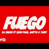 DJ Snake, Sean Paul, Anitta - Fuego (Lyric Video) ft. Tainy